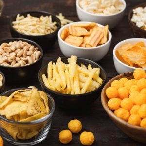 Chipsuri, snacksuri, rondele, crackersi fara gluten